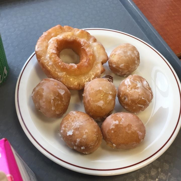 Tasty Tim Horton's breakfast
