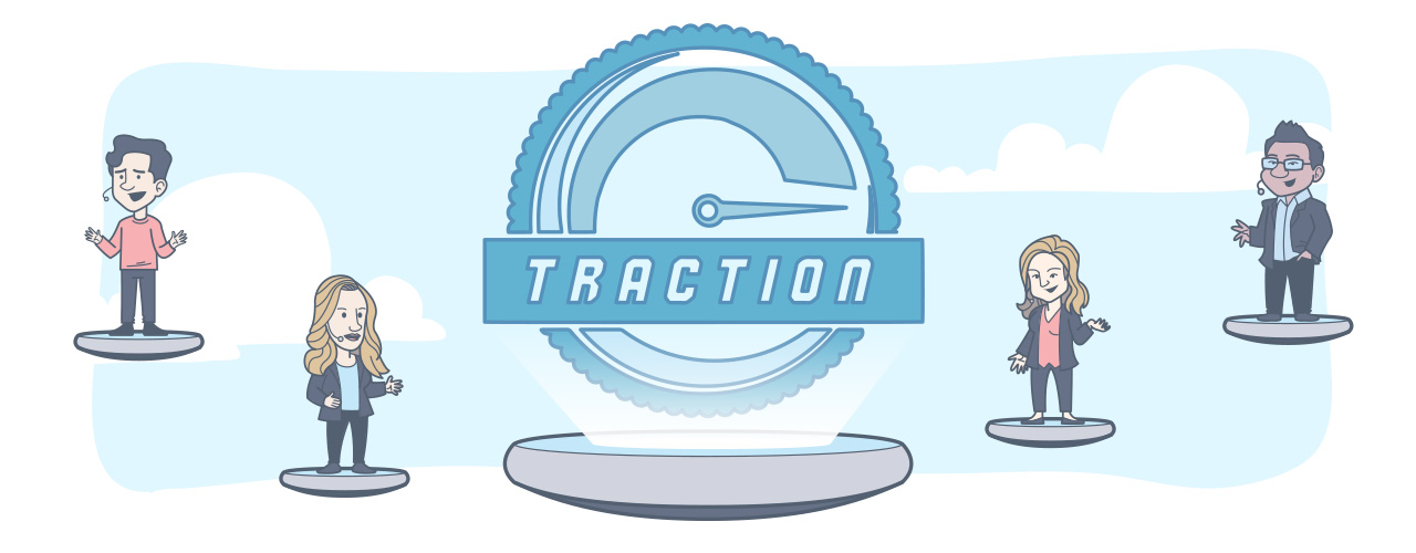 Our Favorite Twitter Takeaways from Traction Conf 2017