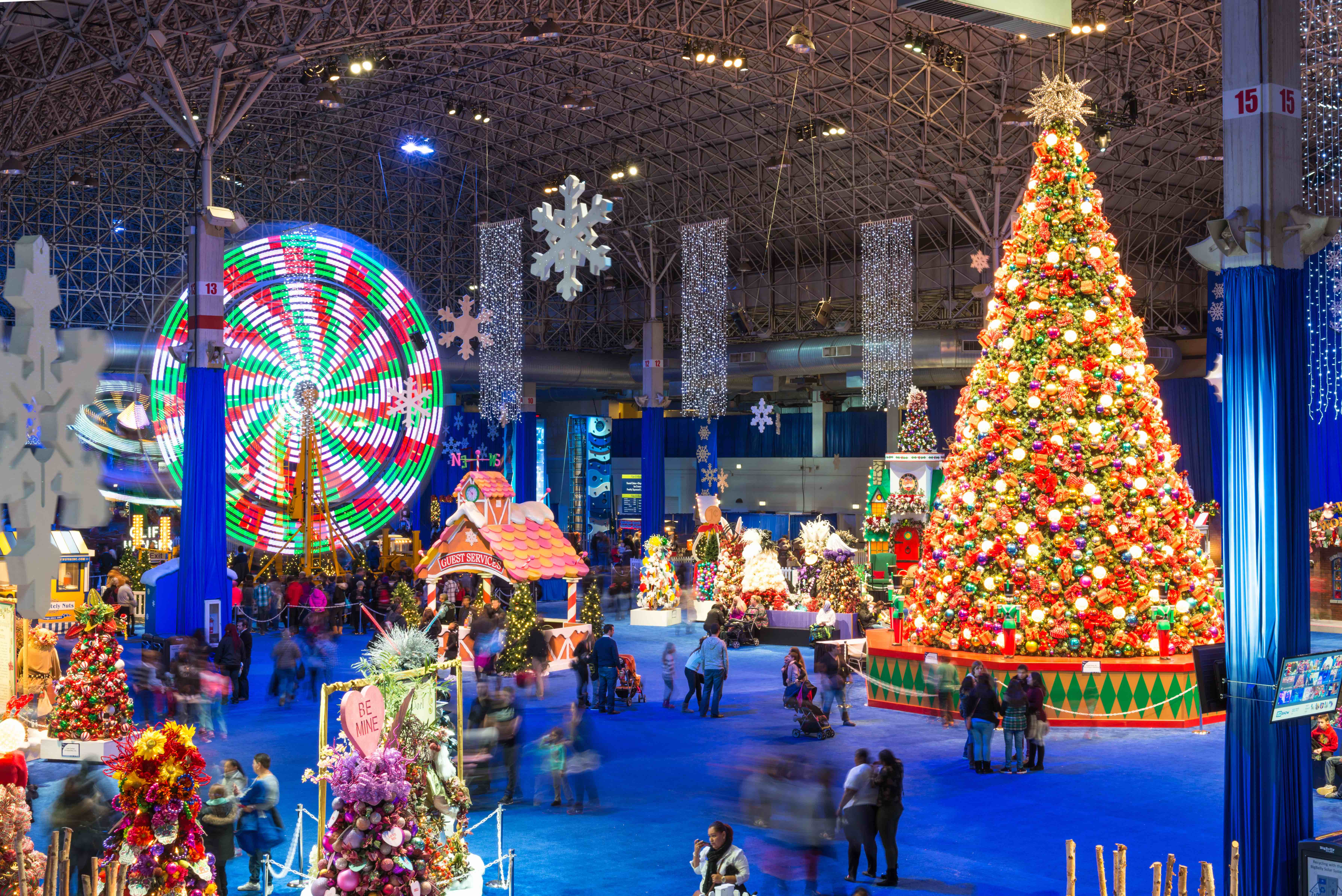 A Winter Thrill Fill At Navy Pier Awesome Family Events In