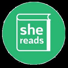 SheReads logo
