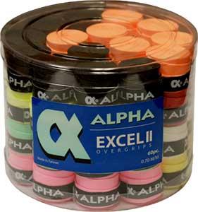 Alpha Excel II Overgrip
