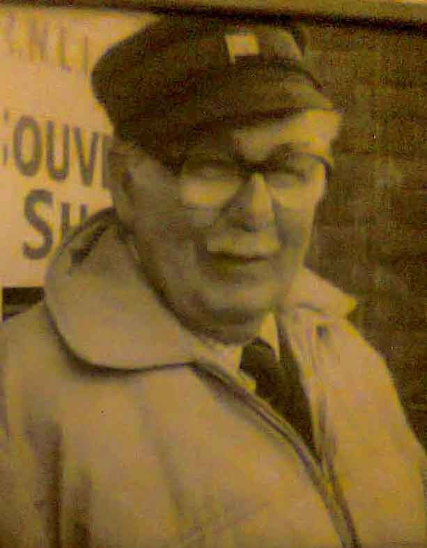 Doug Gray in later years, war story podcast, WW2