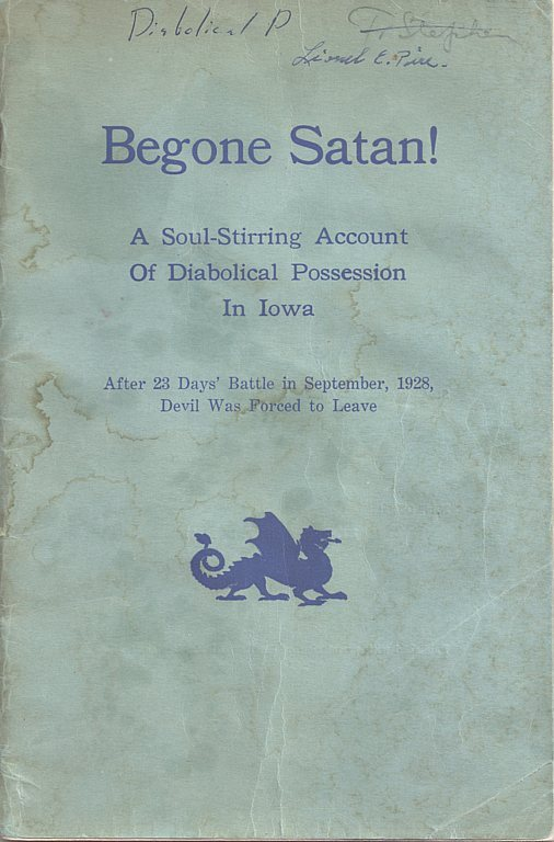 BeGone Satan!
