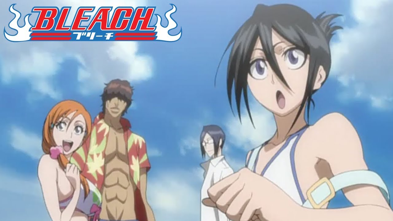Bleach anime opening song image
