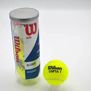 Wilson Ultra USPTA Tennis Balls
