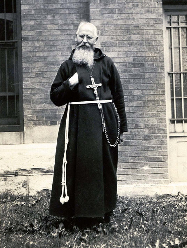Father Theophilus Reisinger