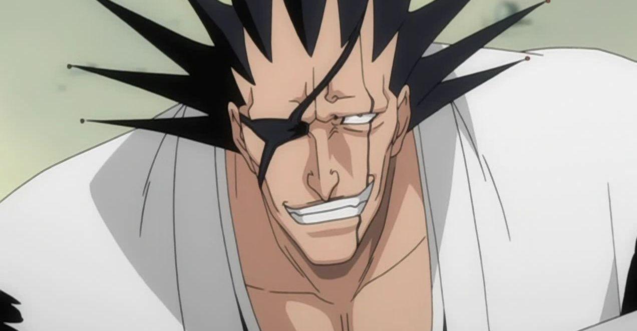 Kenpachi as Point Guard- NBA Anime Finals