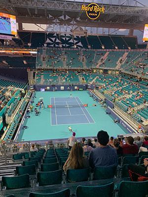 Miami Open Stadium