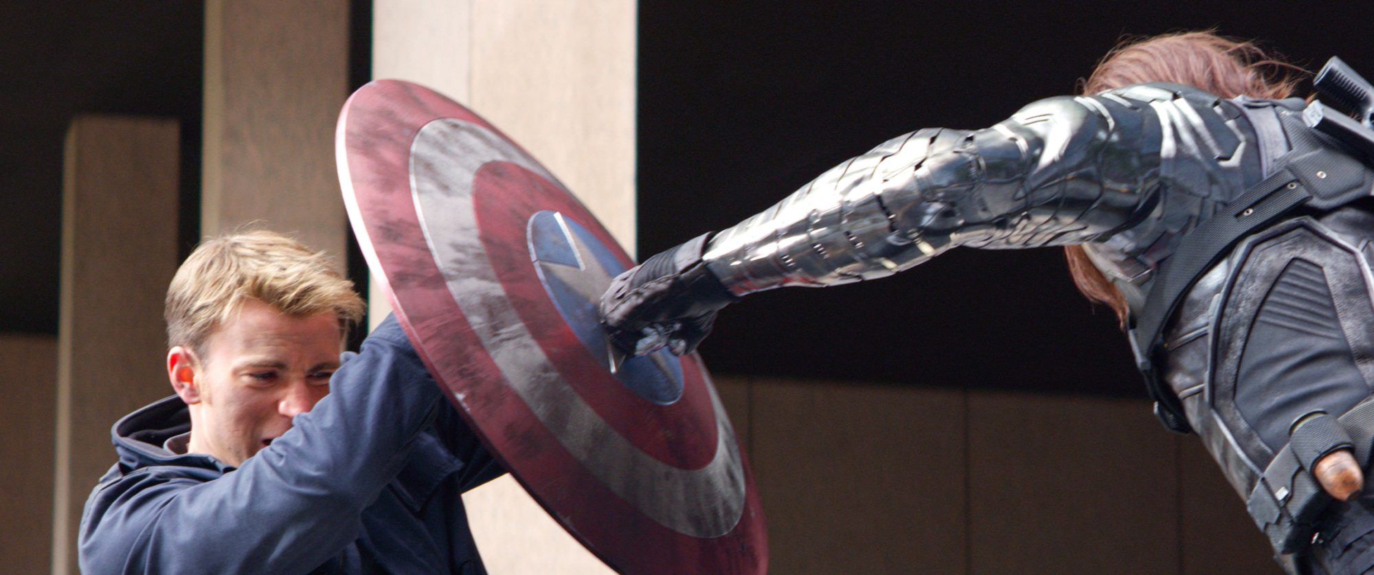 Captain America The Winter-Soldier