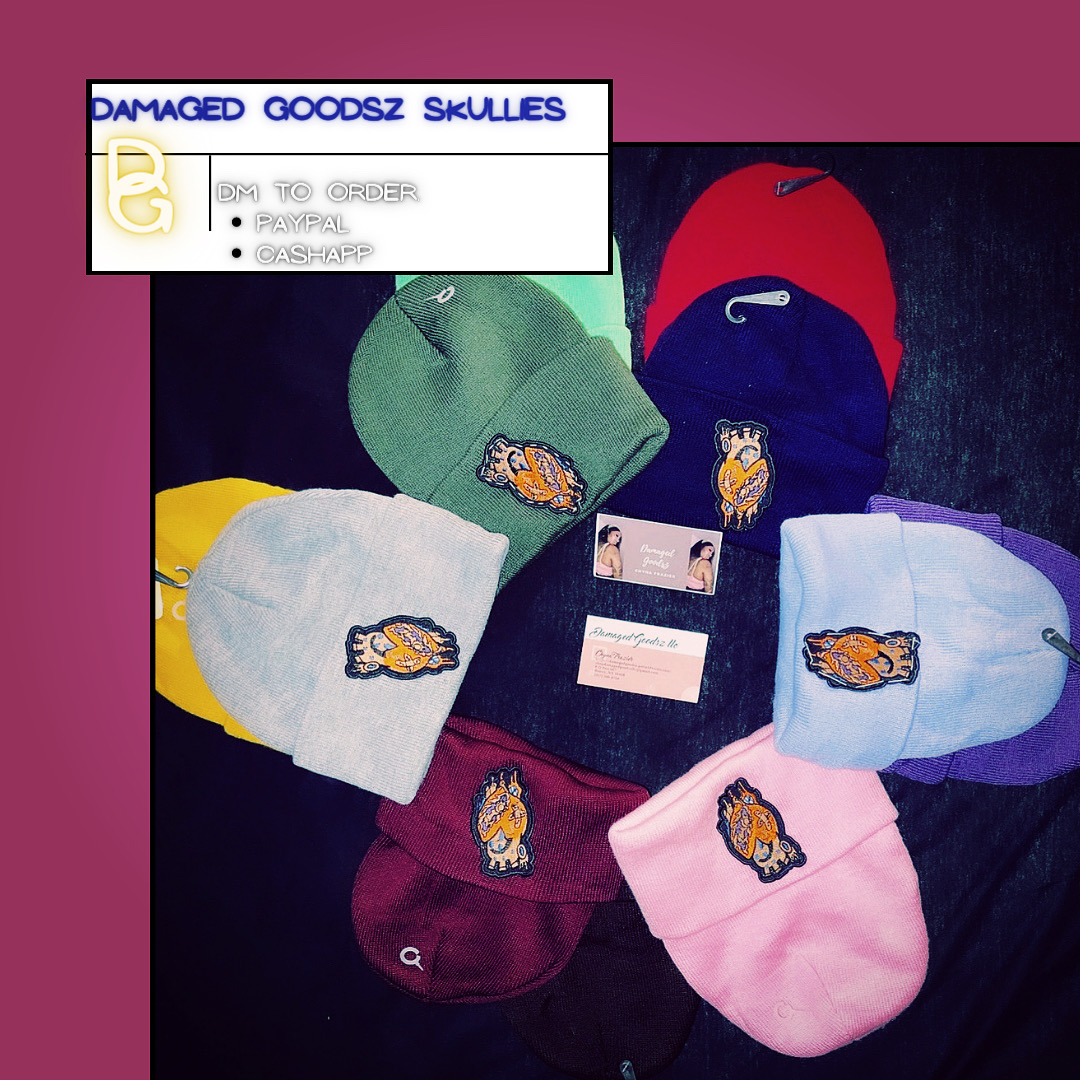Assorted Knitted Skullies