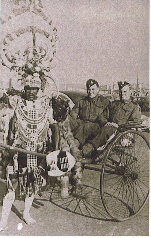 Durban South Africa 1941