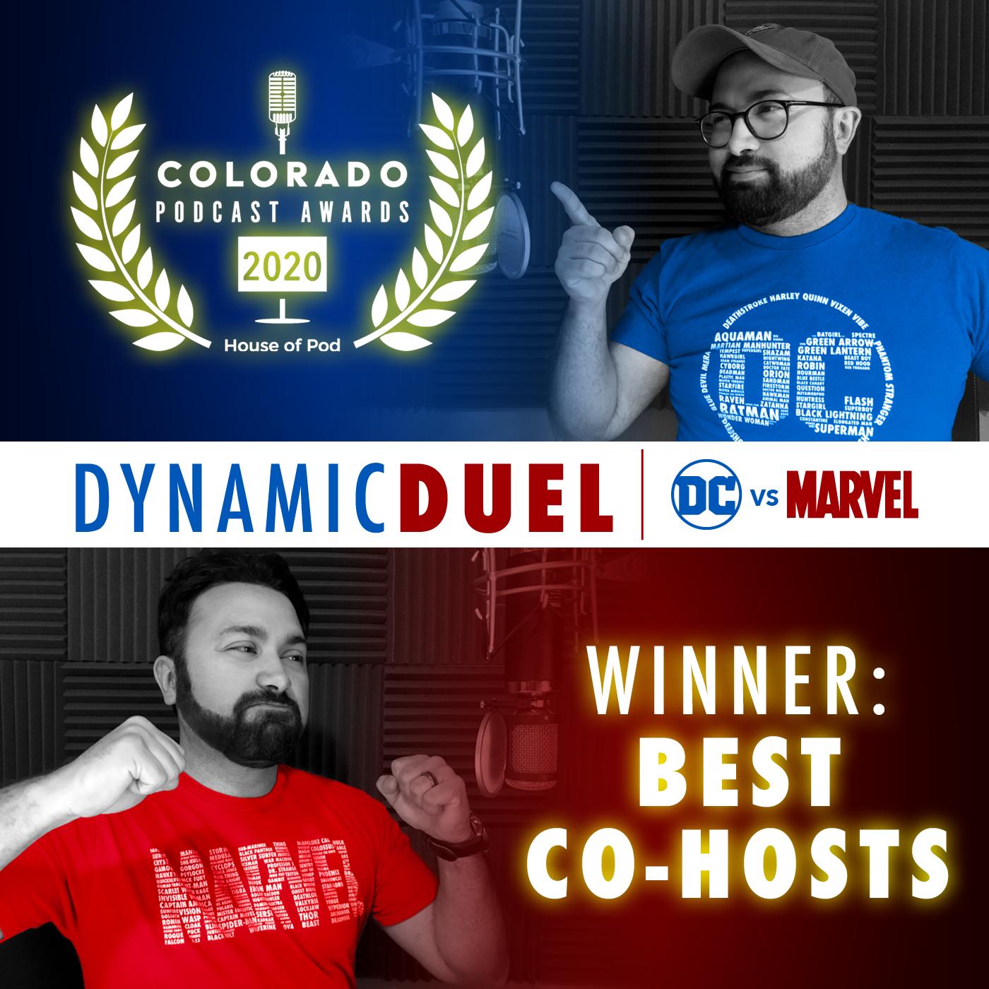 Winner of Best Co-Hosts 2020