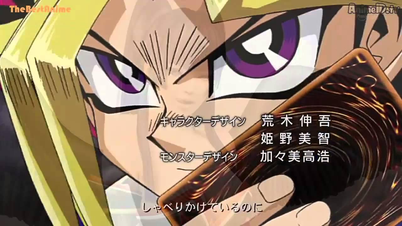 Yu Gi Oh Opening image