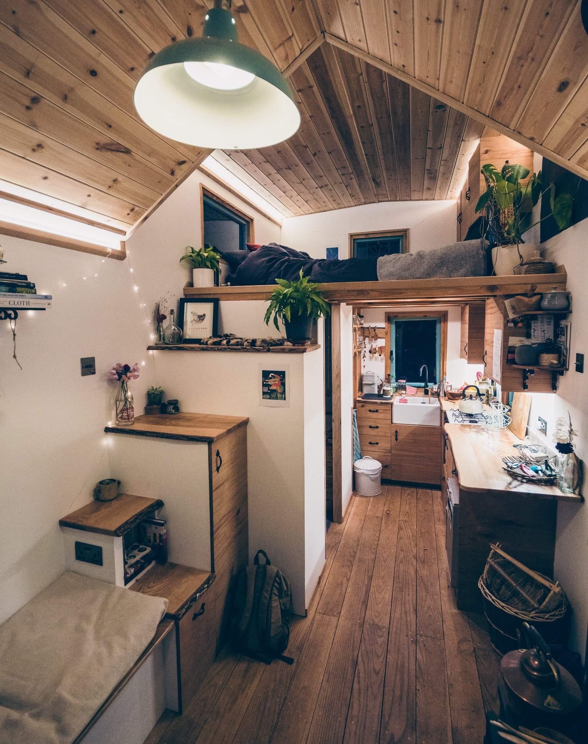 Flo Hamer Tiny House Building Sustainability Podcast