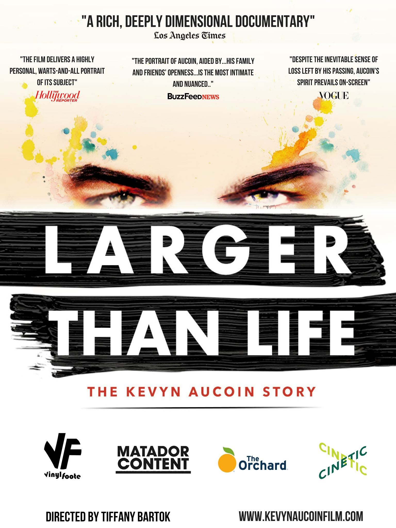 Watch Larger Than Life: The Kevyn Aucoin Story