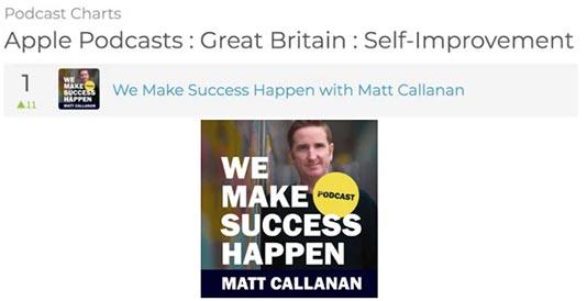 We Make Success Happen - Number 1 Self Improvement Apple Podcasts