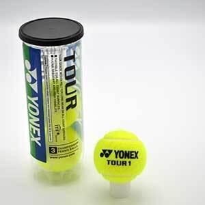 Yonex Tour Tennis Balls