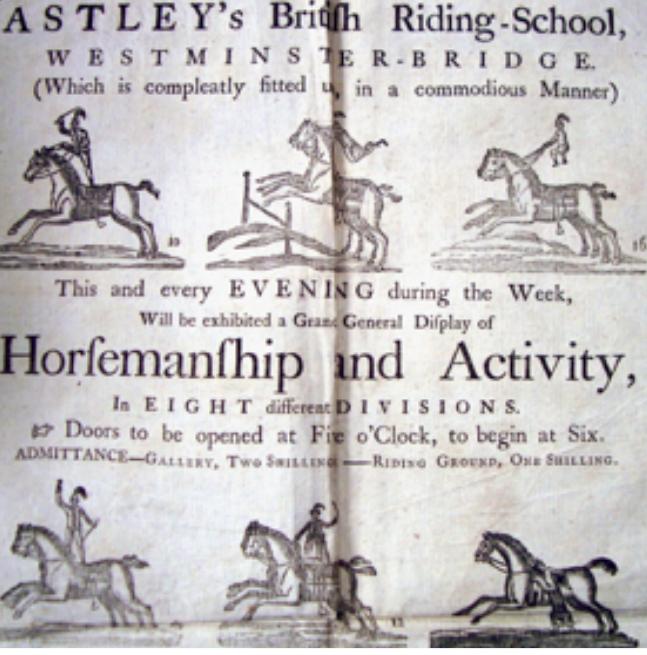 Astley's Riding School