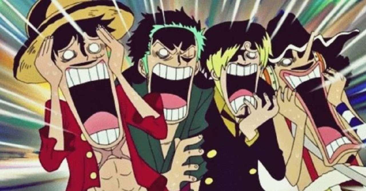 Luffy Zoro Usopp Sanji One Piece