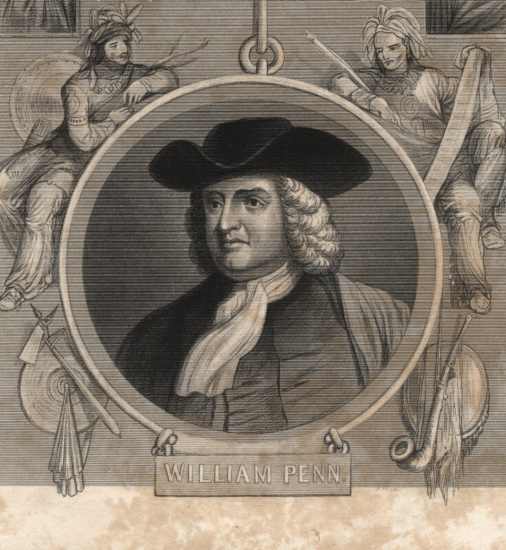 William Penn in later years