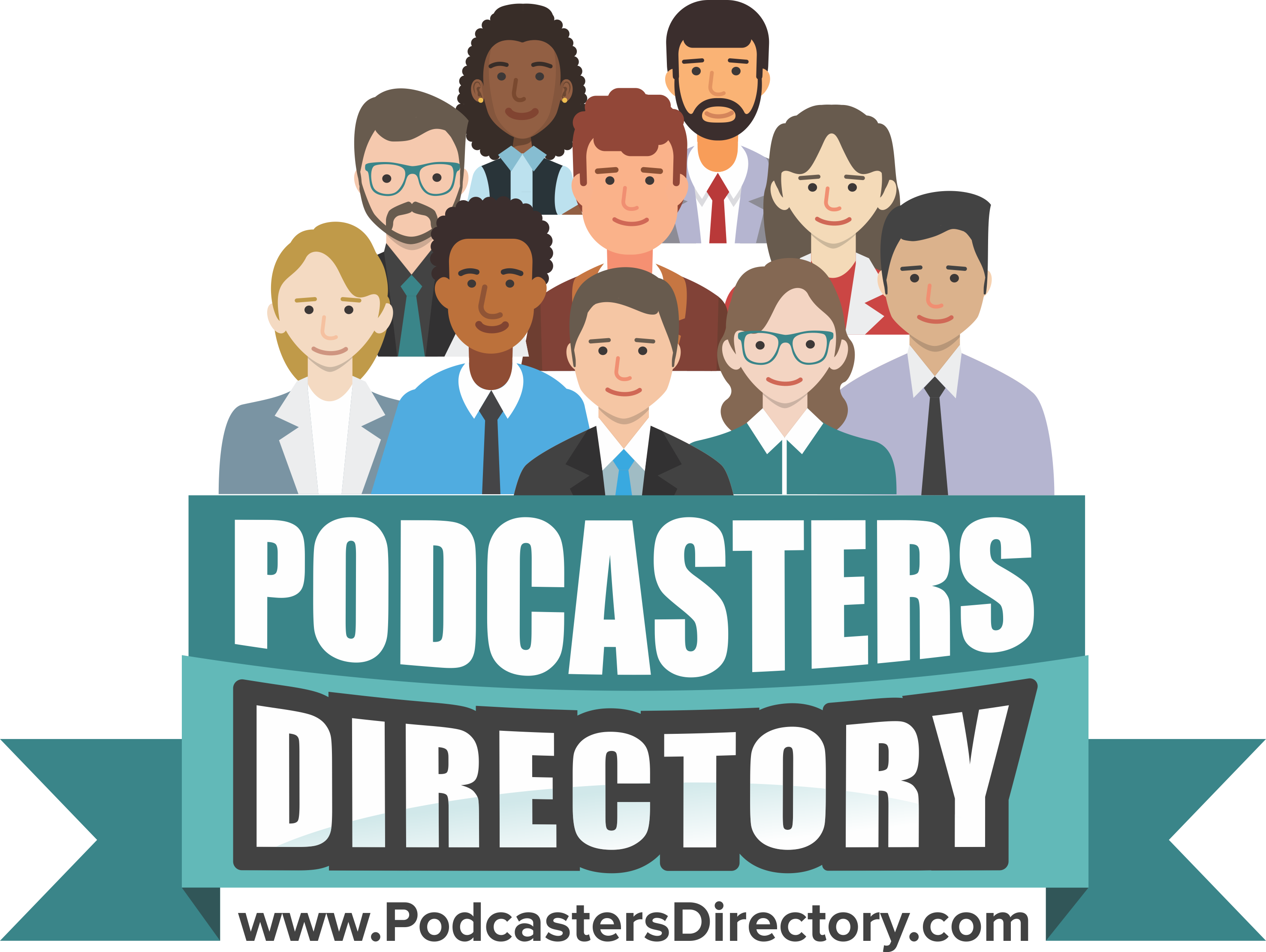 Podcasters Directory Logo