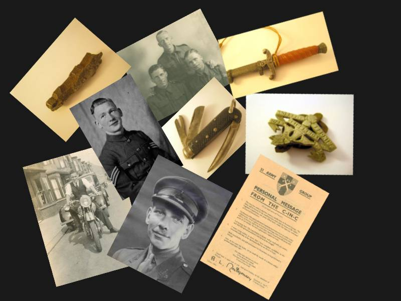 Bill Cheall's WW2 Museum