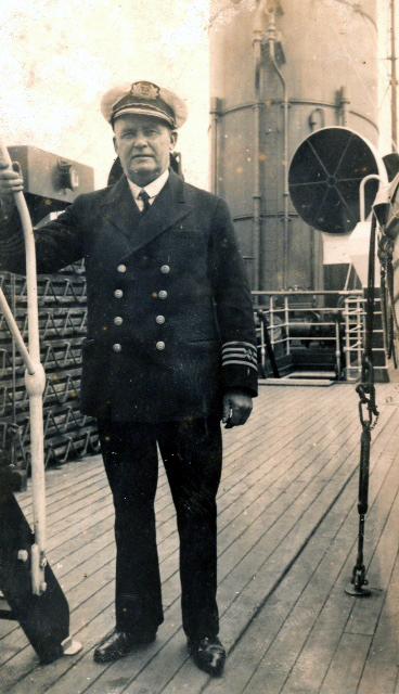 Captain Woods, C 1940