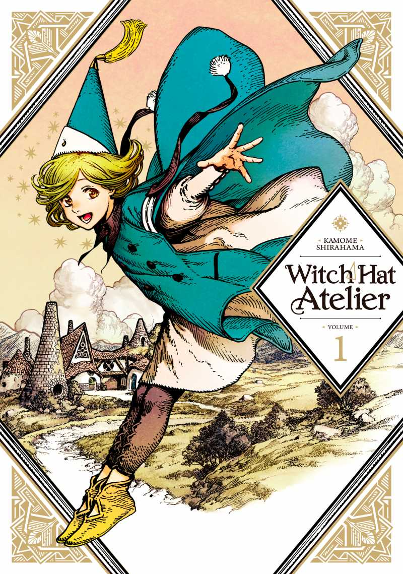 Witch Hat Atelier Vol. 1 by Kamome Shirahama