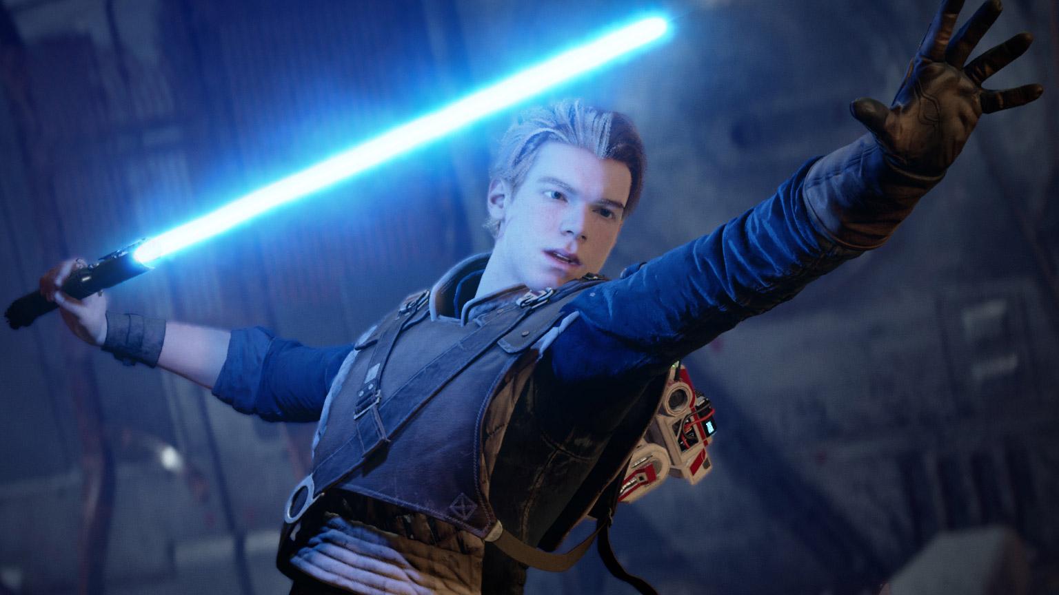 Cal Kastis Jedi: Fallen Order