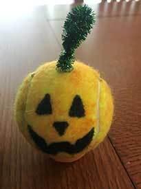 Halloween Tennis Ball