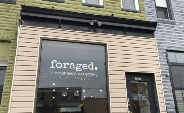 foraged eatery