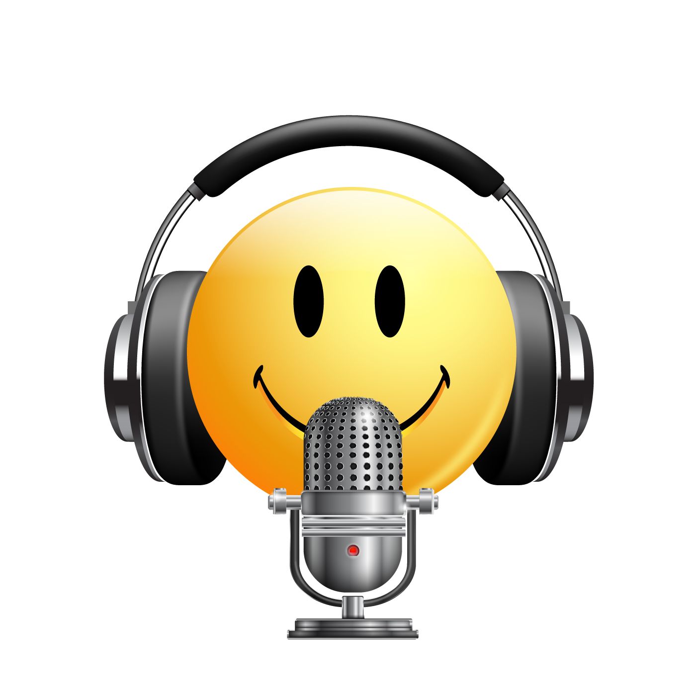 The Good All Around Us podcast - Happy Up Your Life