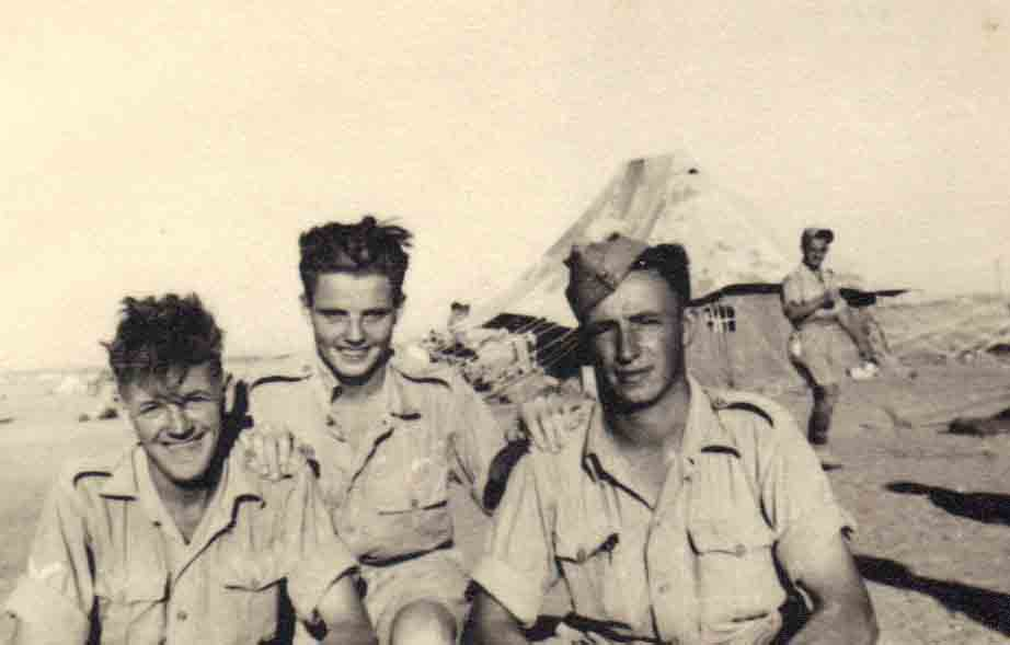 C Coy not known WW2