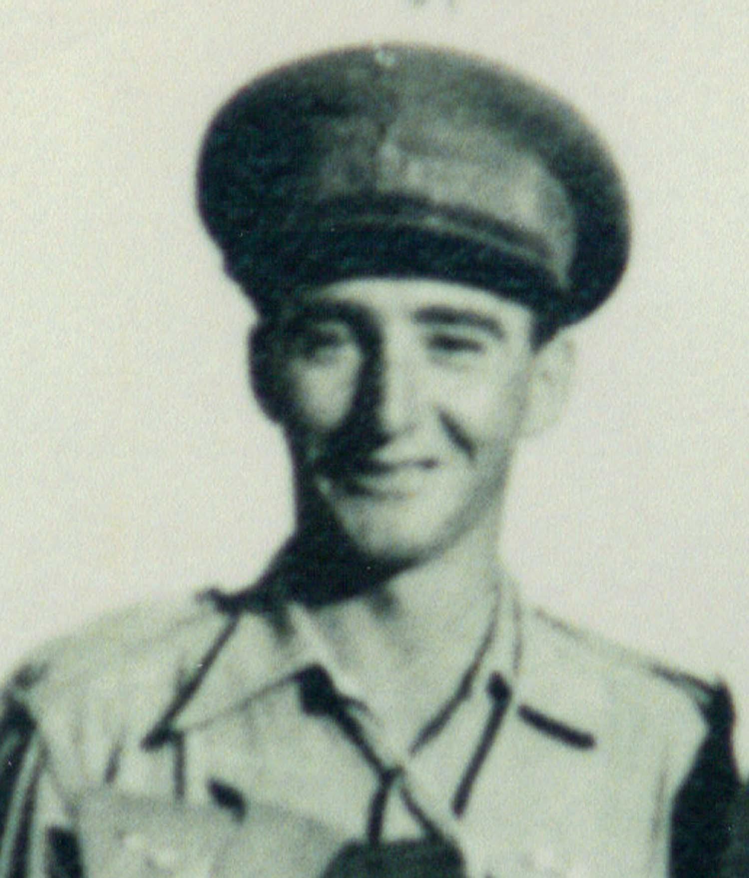 Claude Hull WW2
