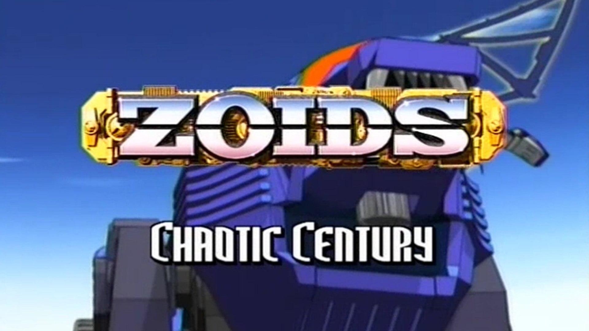 Zoids chaotic century opening