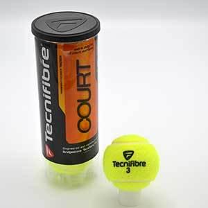Tecnifibre Court Tennis Balls