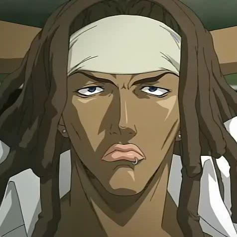 Bob Makihara as Shooting guard- NBA Anime Finals