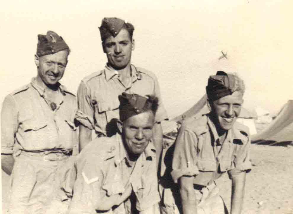 Cpl Taylor, Quassasin July 1941