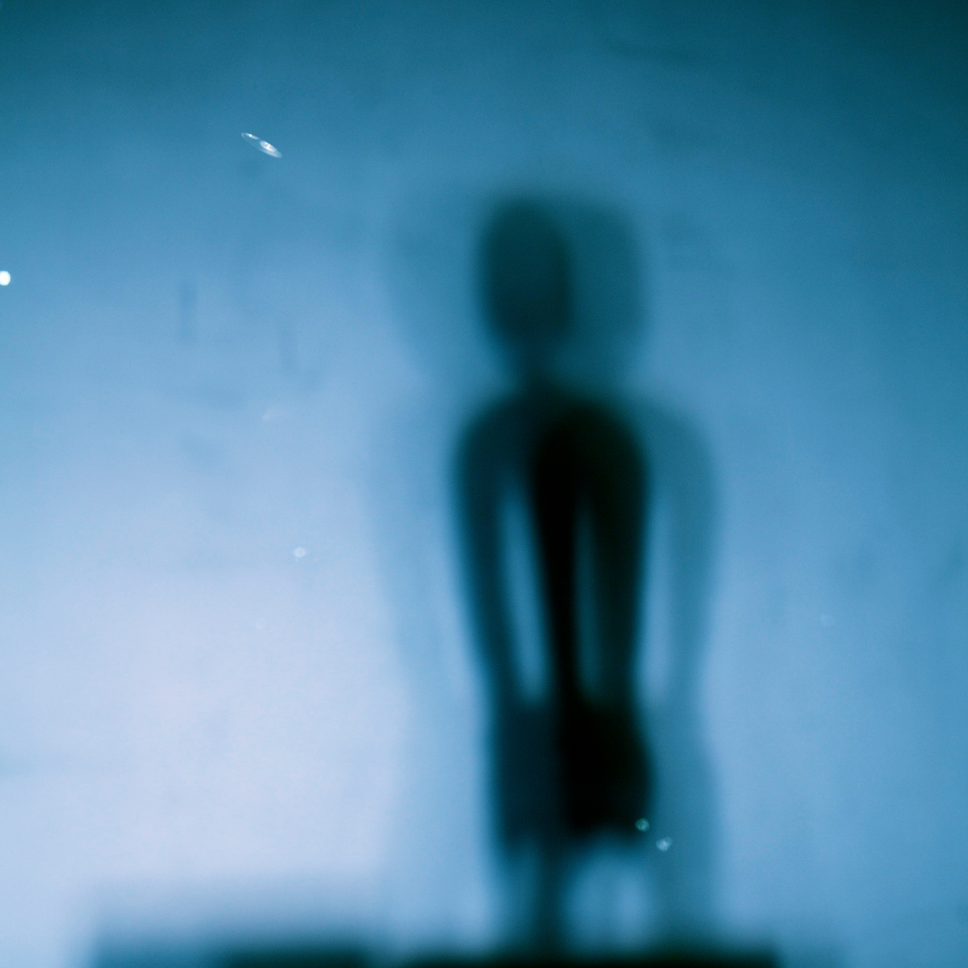 Shadow Beings have elusive shape, sometimes humanoid.