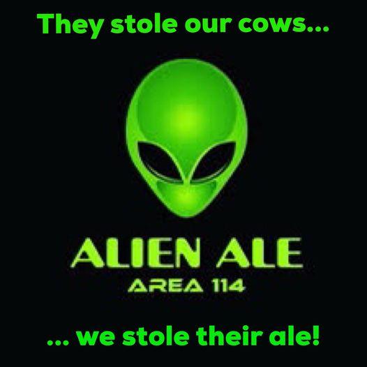 Alien Ale