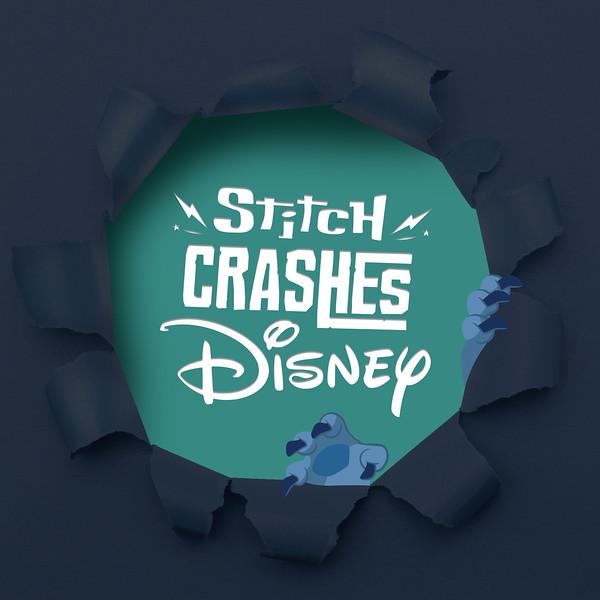 Disney Announces All-New Stitch Crashes Disney Merchandise Line