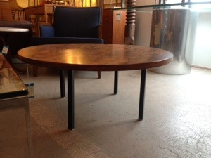 Milo Baughman Rosewood Coffee Table