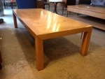 Lane Burl Wood Coffee Table