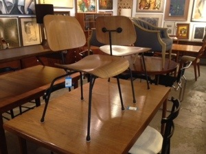 Eames for Herman Miller DCM Chairs (2)