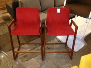 Bar Stools 1970s (pair)