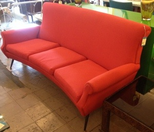 Italian Sofa 1950s