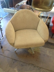 Pearsall Chairs pair