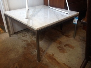 Careers Marble Coffee Table