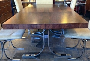 Dyrlund Rosewood Table