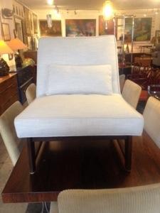 Dunbar Slipper Chairs